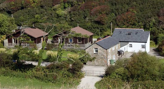 Treago Mill cottages and Lodges